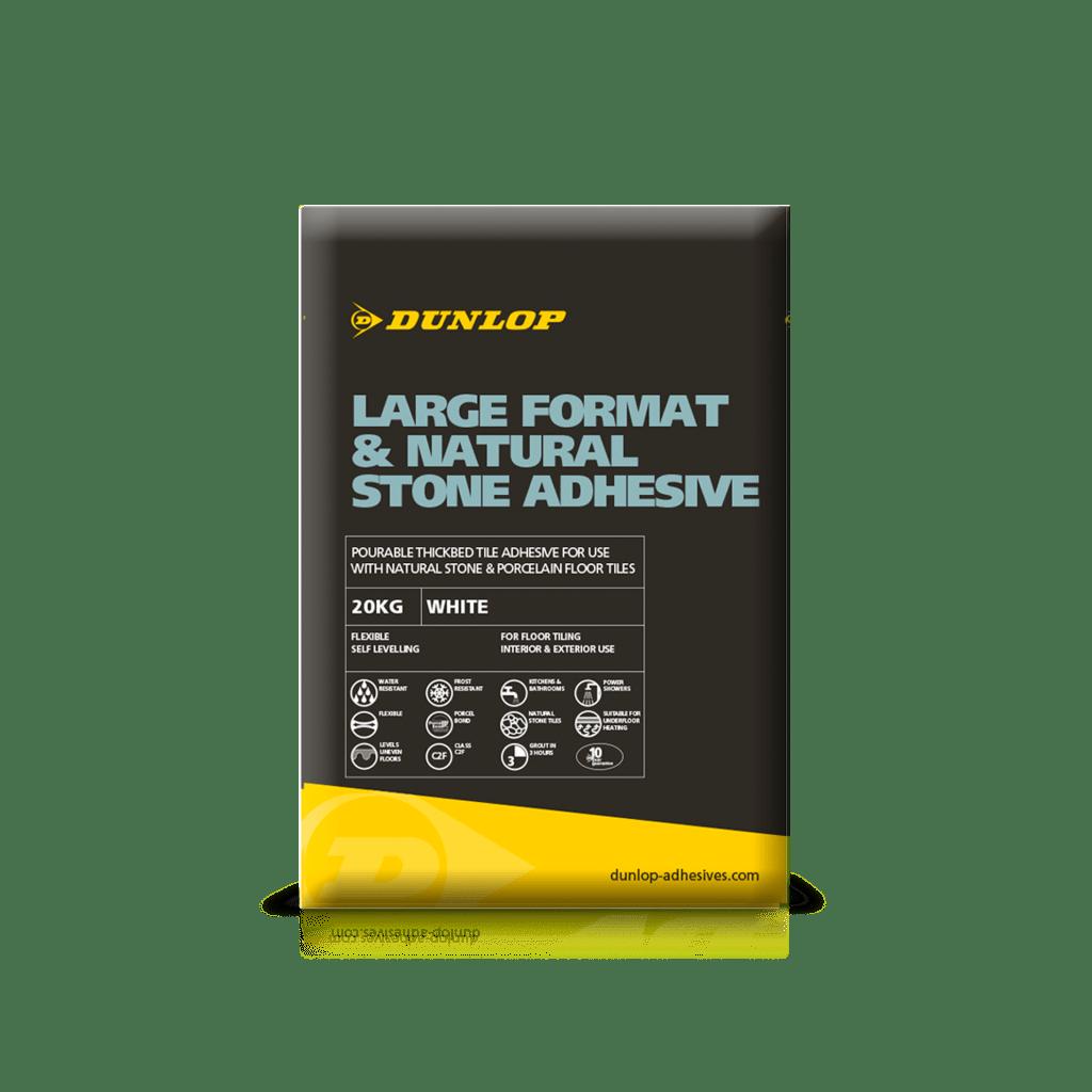 Large Format & Natural Stone Adhesive