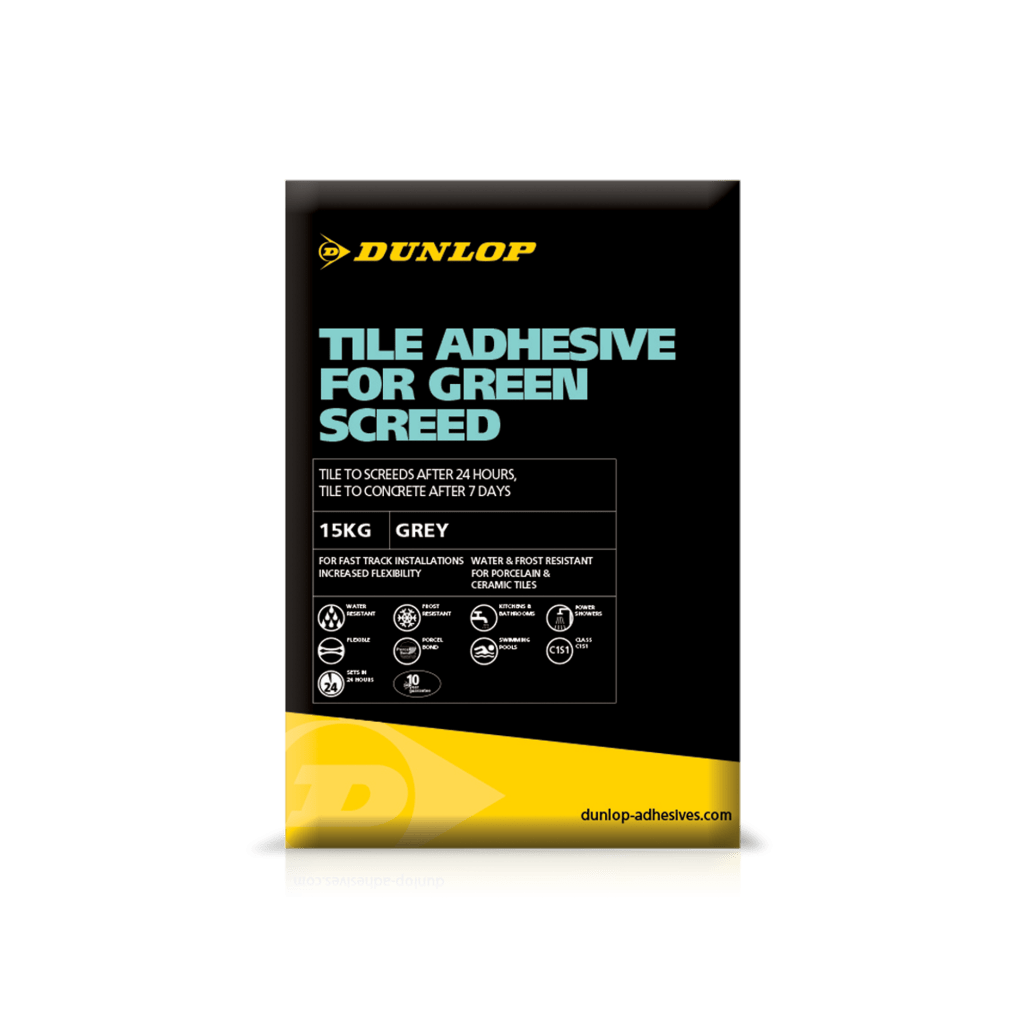 Tile Adhesive For Green Screed