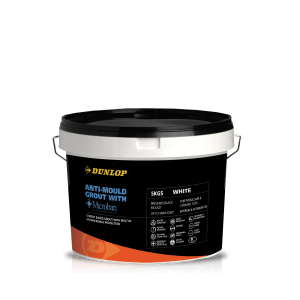 Anti-mould Grout With Microban®