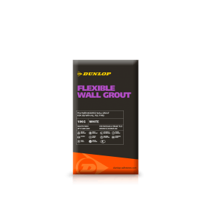 Flexible Wall Grout