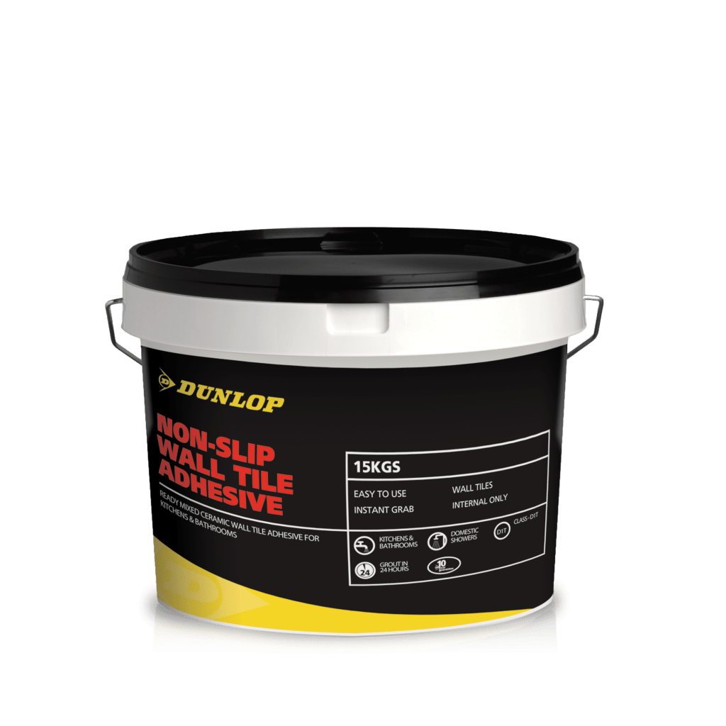 Non slip wall tile adhesive tile adhesives dunlop trade non slip wall tile adhesive dailygadgetfo Gallery