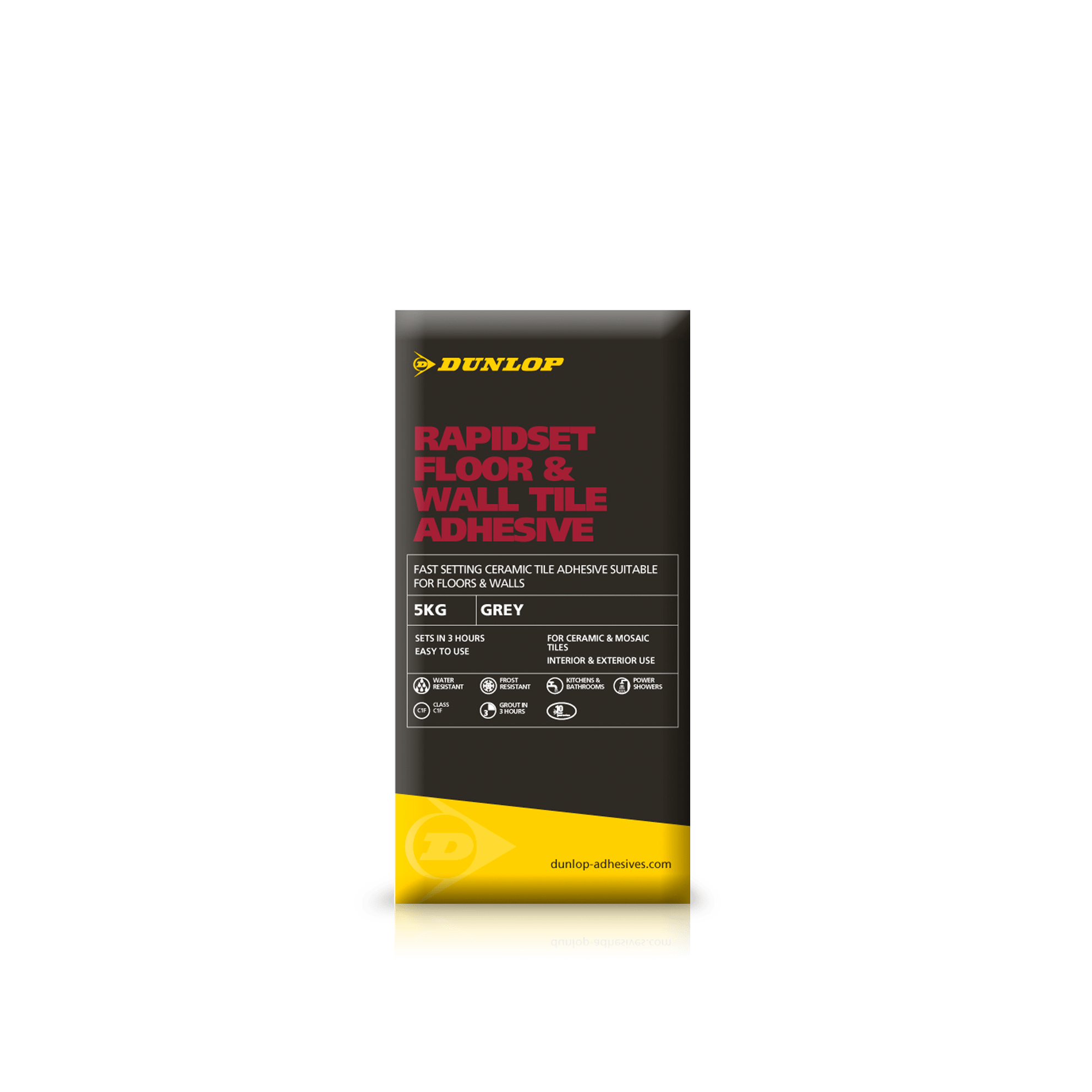 Rapidset Floor Amp Wall Tile Adhesives Dunlop Trade