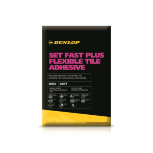 Set Fast Plus Flexible Tile Adhesive