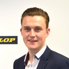 Dunlop Team - Lewis Turner