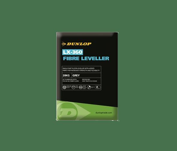 LX-360 Fibre Leveller