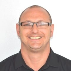 Martin Pouncey - Technical Support Manager