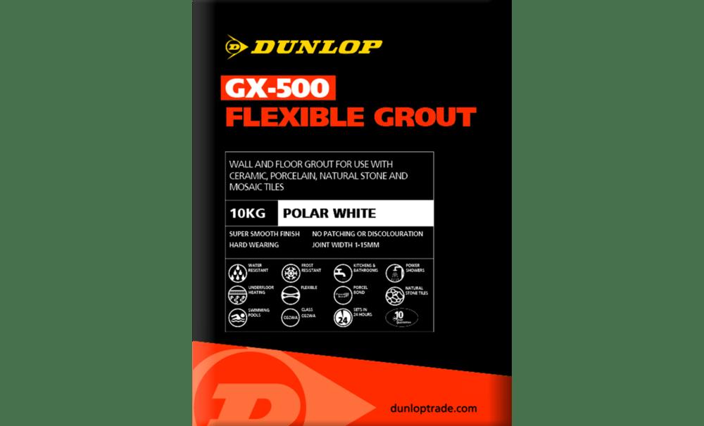 GX-500 FLEXIBLE GROUT