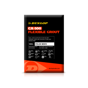 GX-500 FLEXIBLE GROUT