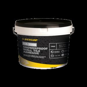 RX-2000 Showerproof Wall Tile Adhesive