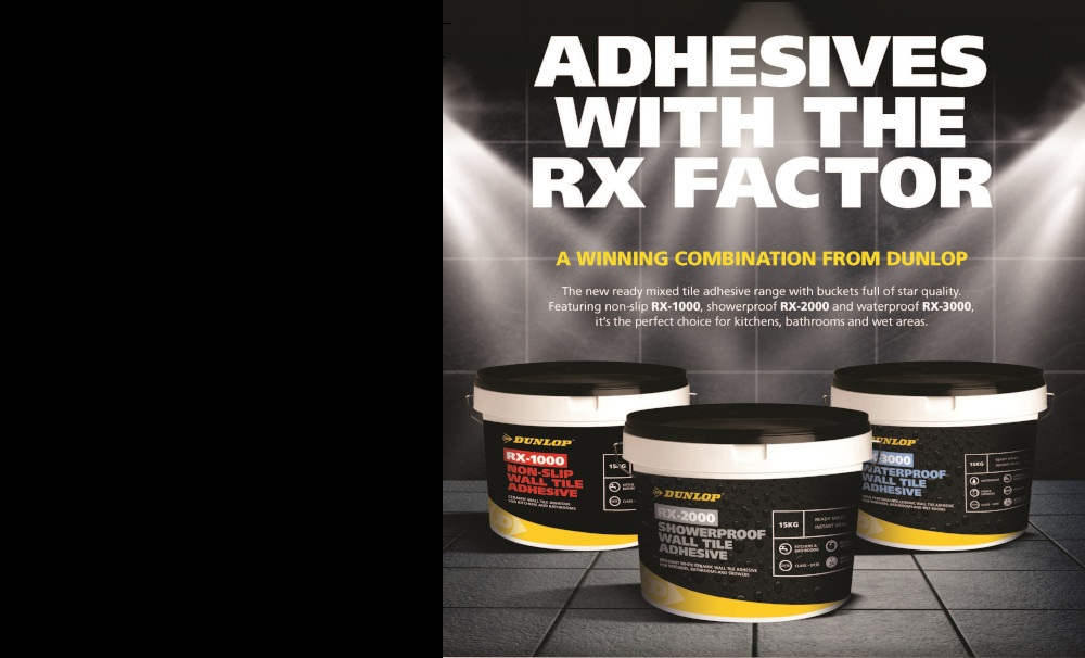 Dunlop Adhesives Tiling Decorating Flooring Trade Experts