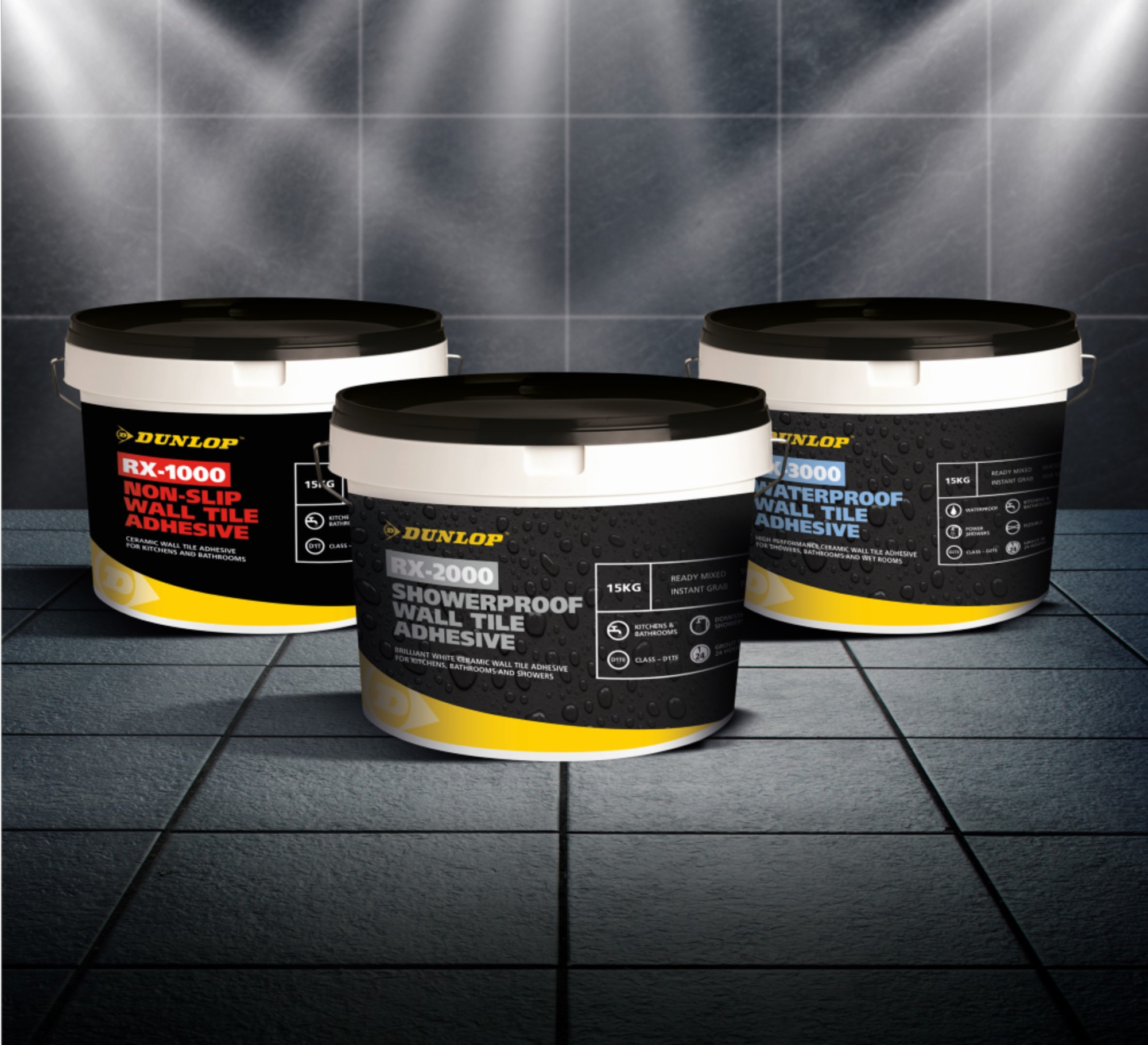 Adhesives With The Rx Factor Dunlop Trade