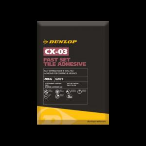 CX-03 Fast Set Tile Adhesive